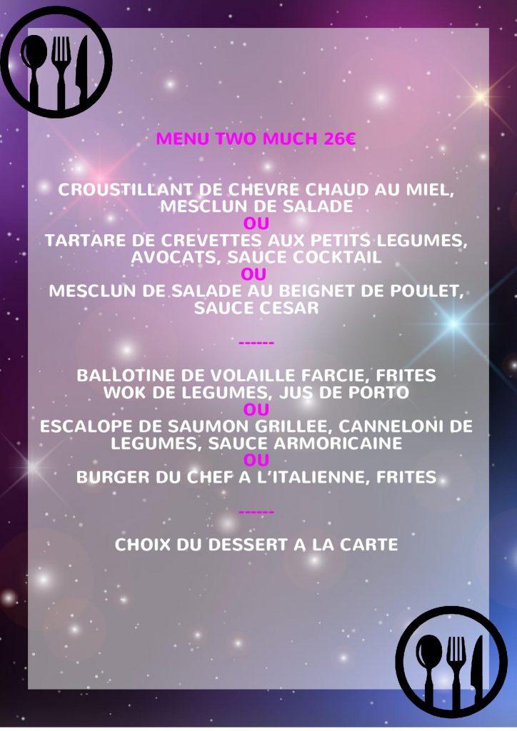 Two Much - restaurant bordeaux